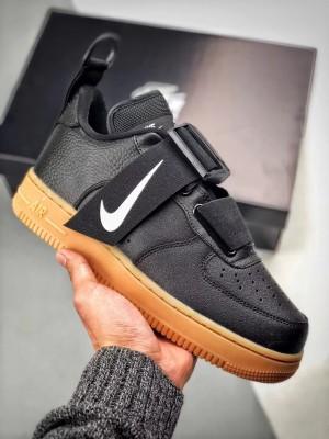"""Nike Air Force 1 ユーティリティ""""ブラックガム"""""""