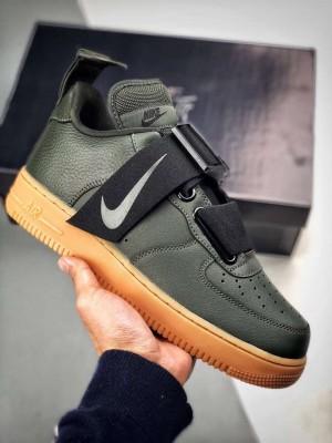 "Nike Air Force 1 ユーティリティ""グリーンガム"""