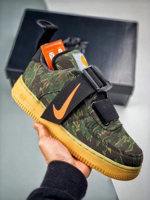 カーハート WIP × Nike Air Force 1 Utility 低い
