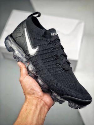 "Nike Air VaporMax Flyknit 2.0 ""ブラック"""
